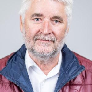 Frank Gaul, Vorsitzender des SPD-Ortsvereins Frankfurt Nieder-Erlenbach