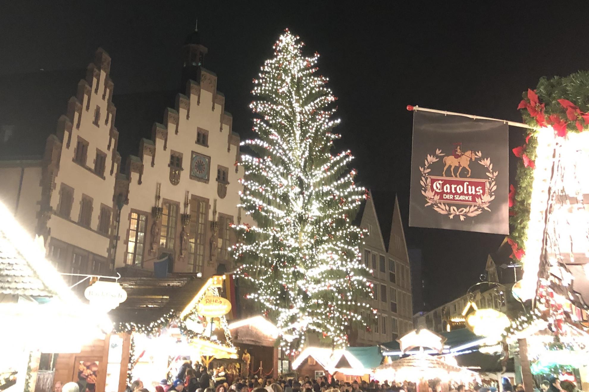 Weihnachtsmarkt Frankfurt 2018