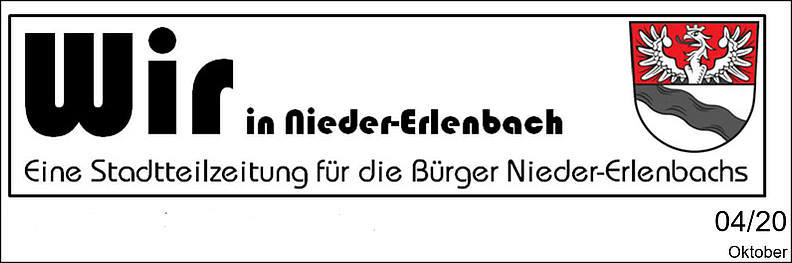 WIR Teilzeitschrift Nieder-Erlenbach