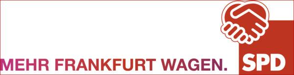 SPD Logo Frankfurt - Mehr Frankfurt wagen