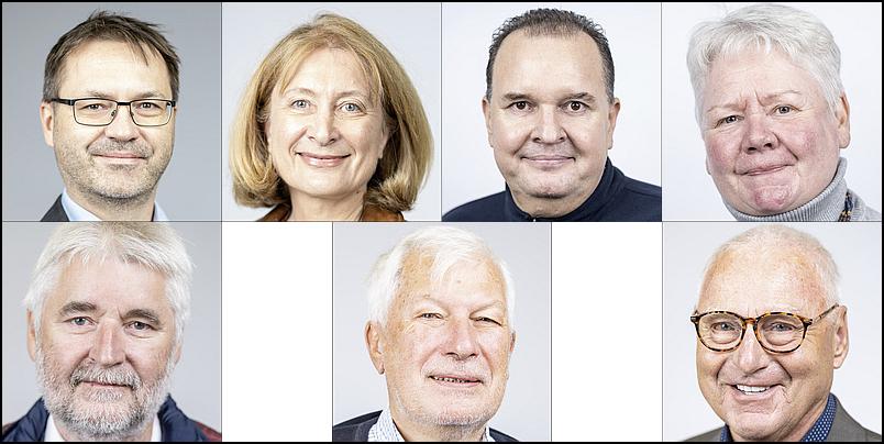 Unsere SPD Kandidaten für den Ortsbereit 13 (Frankfurt Nieder-Erlenbach)